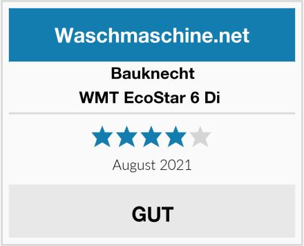 Bauknecht WMT EcoStar 6 Di  Test