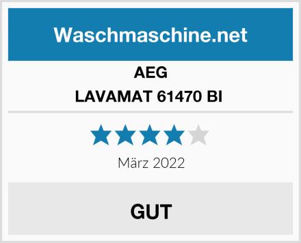 AEG LAVAMAT 61470 BI  Test