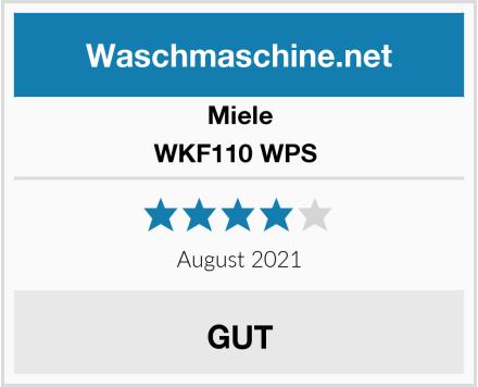 Miele WKF110 WPS  Test
