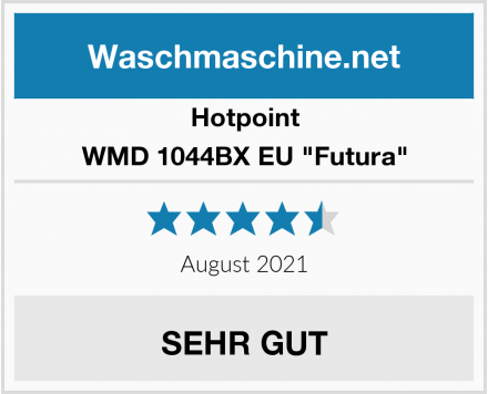 "Hotpoint WMD 1044BX EU ""Futura"" Test"