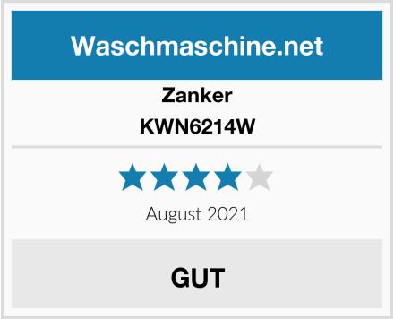 Zanker KWN6214W Test