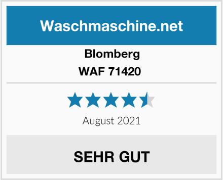 Blomberg WAF 71420  Test