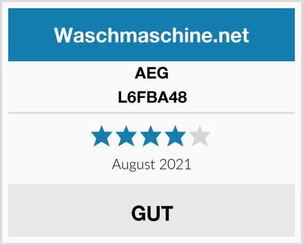 AEG L6FBA48 Test