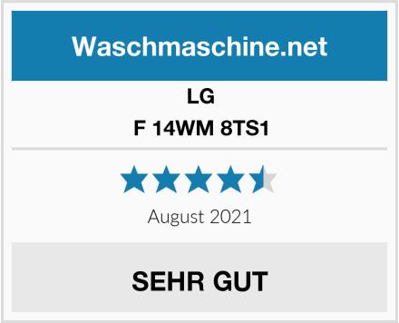 LG F 14WM 8TS1 Test
