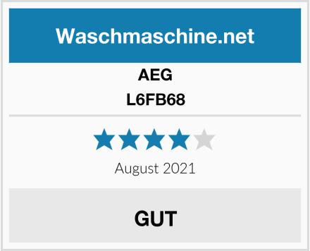 AEG L6FB68 Test