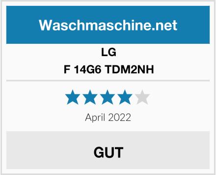 LG F 14G6 TDM2NH Test