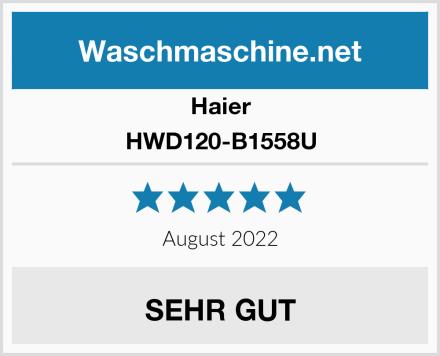 Haier HWD120-B1558U Test