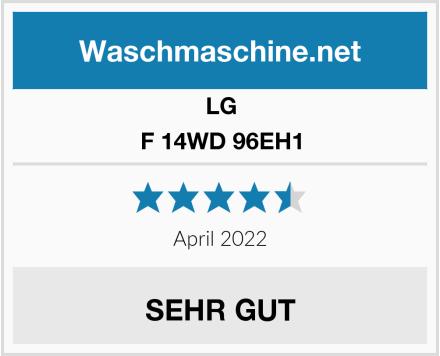 LG F 14WD 96EH1 Test
