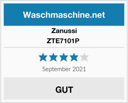 Zanussi ZTE7101P  Test