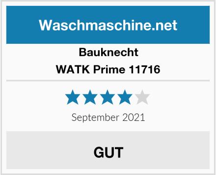 Bauknecht WATK Prime 11716 Test