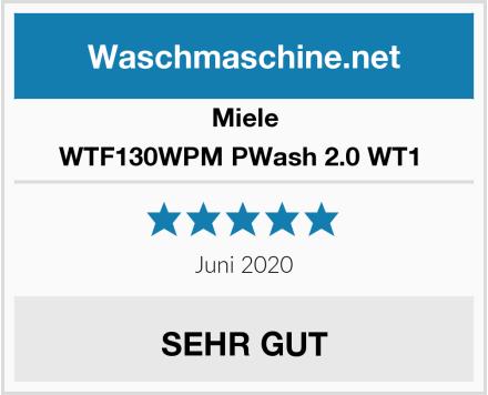 Miele WTF130WPM PWash 2.0 WT1  Test