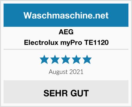 AEG Electrolux myPro TE1120 Test