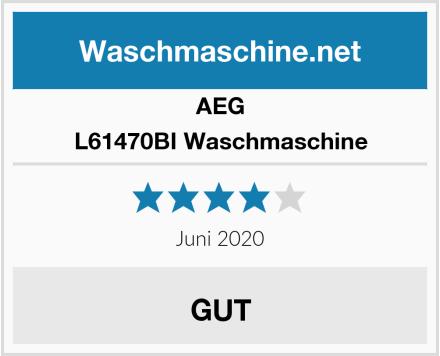 AEG L61470BI Waschmaschine Test