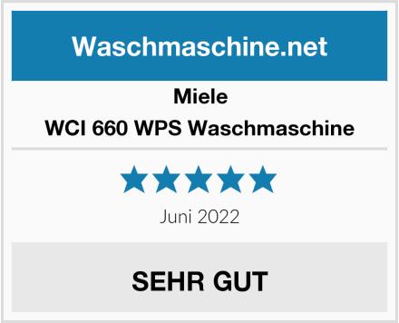 Miele WCI 660 WPS Waschmaschine Test