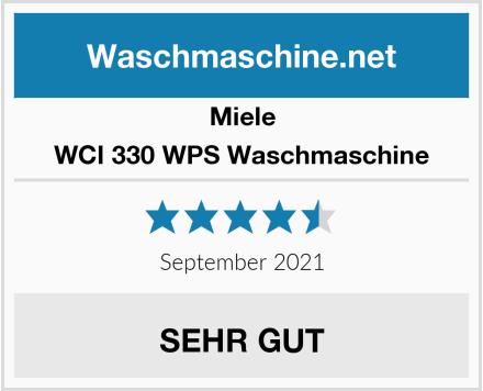 Miele WCI 330 WPS Waschmaschine Test