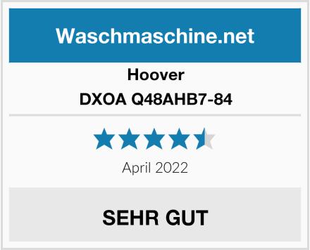 Hoover DXOA Q48AHB7-84 Test