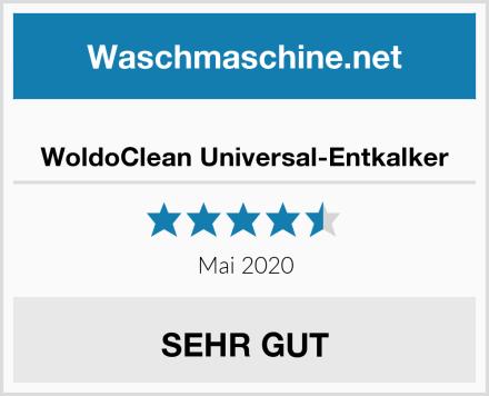 WoldoClean Universal-Entkalker Test