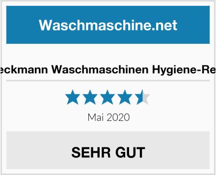 No Name Dr. Beckmann Waschmaschinen Hygiene-Reiniger Test