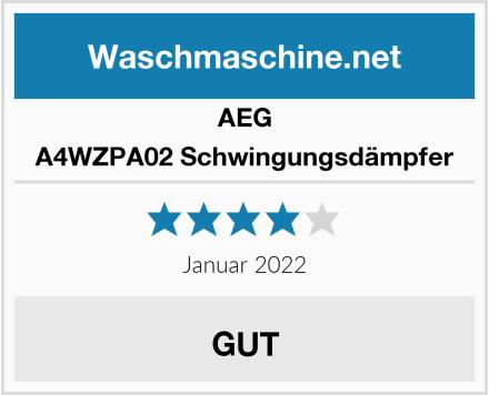 AEG A4WZPA02 Schwingungsdämpfer Test