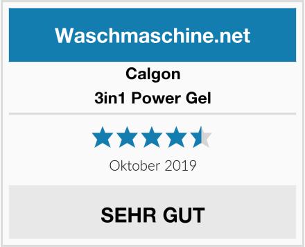 Calgon 3in1 Power Gel Test