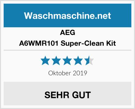 AEG A6WMR101 Super-Clean Kit Test