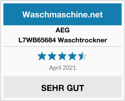 AEG L7WB65684 Waschtrockner Test