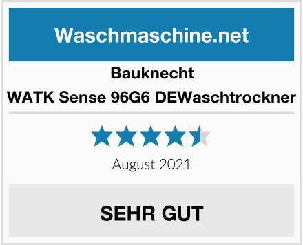 Bauknecht WATK Sense 96G6 DEWaschtrockner Test