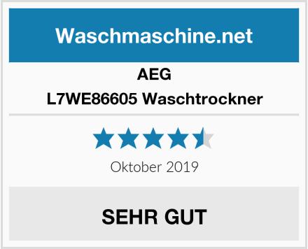 AEG L7WE86605 Waschtrockner Test