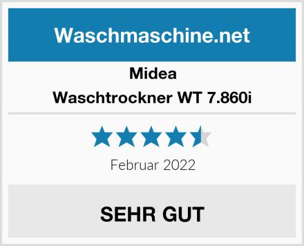 Midea Waschtrockner WT 7.860i Test