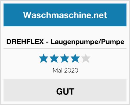 DREHFLEX - Laugenpumpe/Pumpe Test