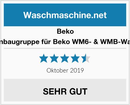 Beko Ablaufpumpenbaugruppe für Beko WM6- & WMB-Waschmaschine Test