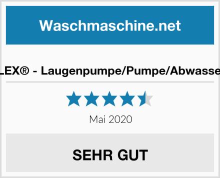 DREHFLEX® - Laugenpumpe/Pumpe/Abwasserpumpe Test
