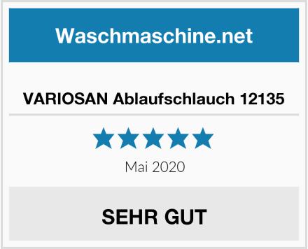 No Name VARIOSAN Ablaufschlauch 12135 Test
