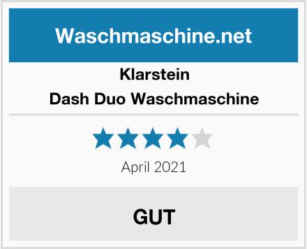 Klarstein Dash Duo Waschmaschine Test