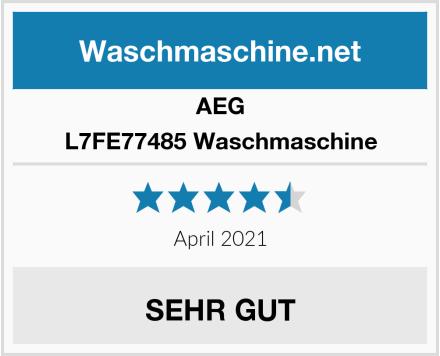 AEG L7FE77485 Waschmaschine Test