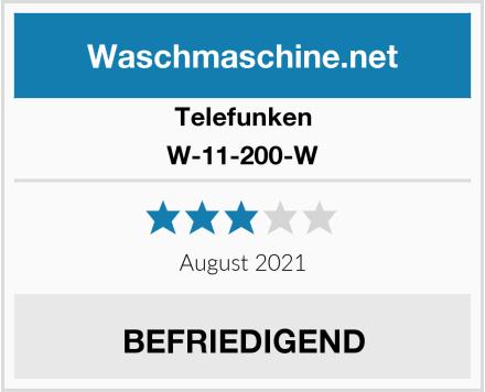 Telefunken W-11-200-W Test