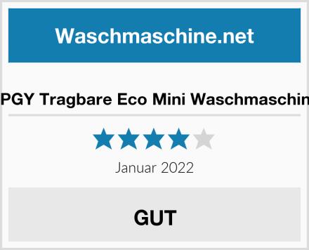 LPGY Tragbare Eco Mini Waschmaschine Test