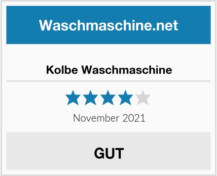 Kolbe Waschmaschine Test