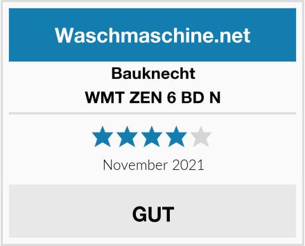 Bauknecht WMT ZEN 6 BD N Test