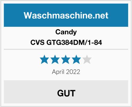 Candy CVS GTG384DM/1-84 Test