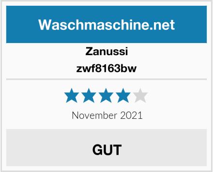 Zanussi zwf8163bw Test