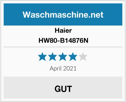 Haier HW80-B14876N Test