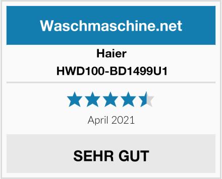 Haier HWD100-BD1499U1 Test