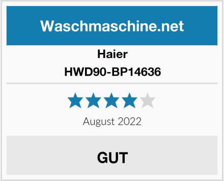 Haier HWD90-BP14636 Test