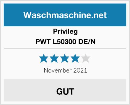 Privileg PWT L50300 DE/N Test