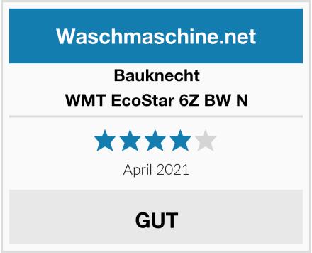 Bauknecht WMT EcoStar 6Z BW N Test