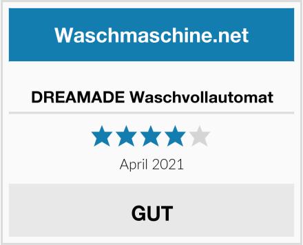 DREAMADE Waschvollautomat Test