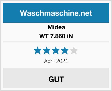 Midea WT 7.860 iN Test