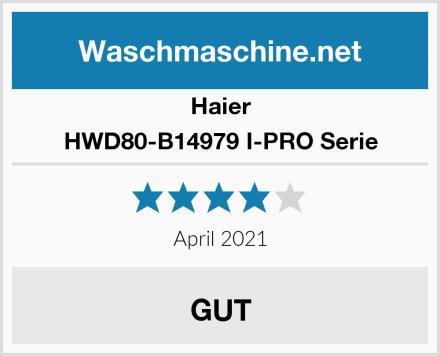 Haier HWD80-B14979 I-PRO Serie Test