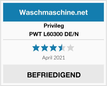 Privileg PWT L60300 DE/N Test